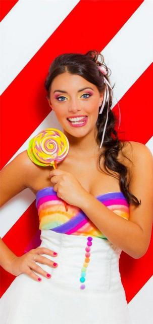 Vestidos 15 años - Andrea Aguirre