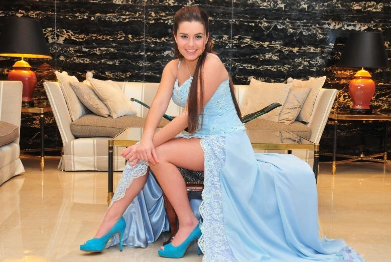 Vestidos Egresadas - Andrea Aguirre