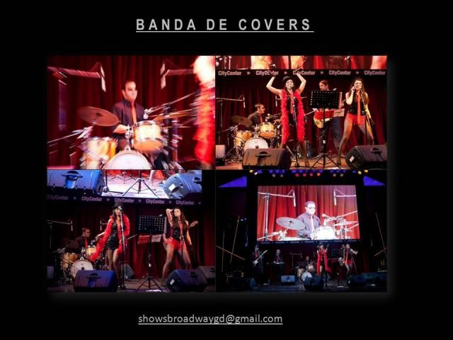 Banda de covers Dekdas. Shows Broadway Company | Casamientos Online