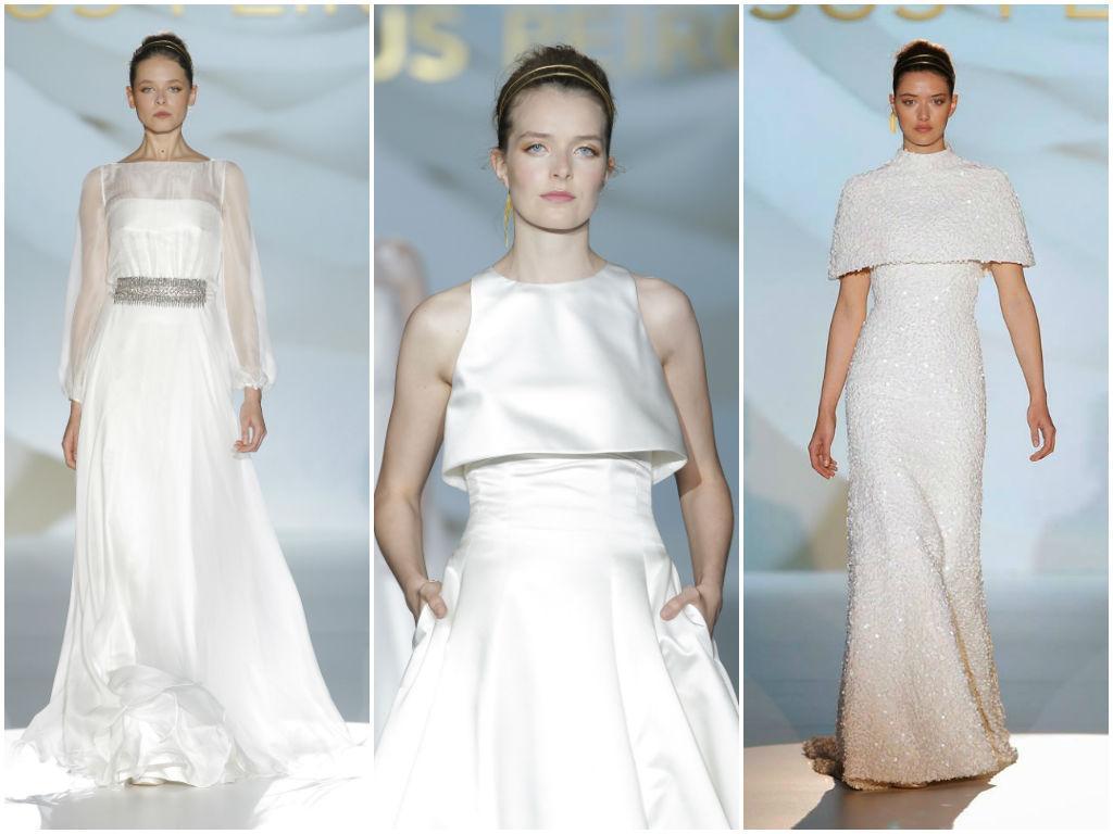 Barcelona Bridal Week: los vestidos de novia del 2015 | Casamientos ...