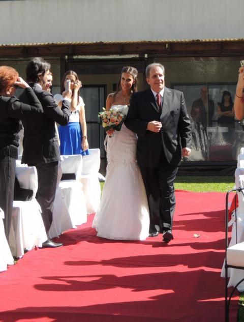 Boda de Sol y Marcelo | Casamientos Online