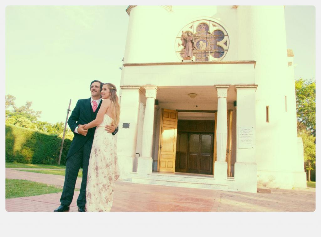 Casamientos reales Luli Del Pino y Fede Guidobono