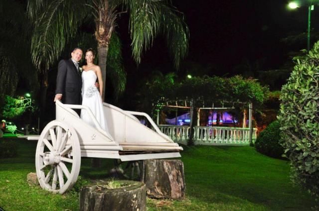 Parque fotográfico | Casamientos Online
