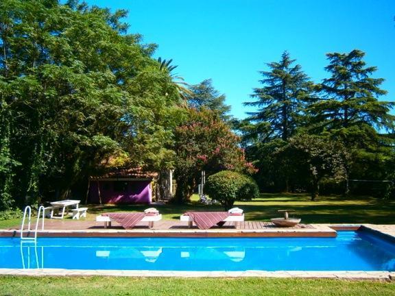 Shambala Pilar - Aire libre, Exterior, Pileta | Casamientos Online