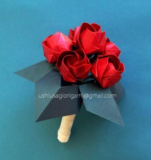 Ramo de rosas | Casamientos Online
