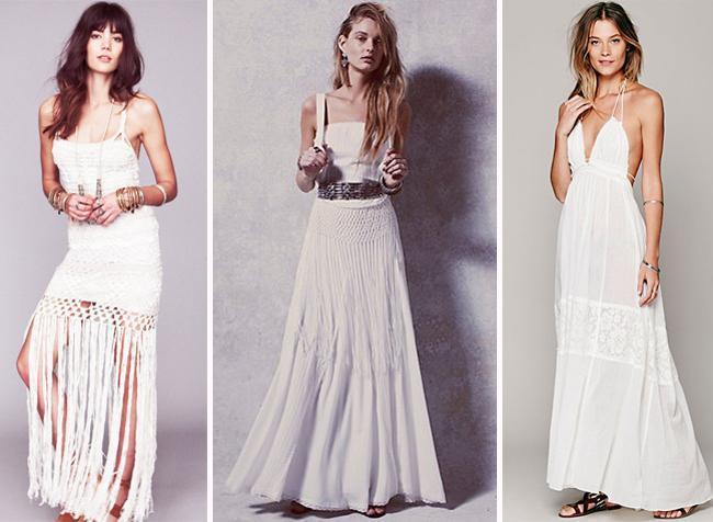 free people: vestidos de novia no-tradicionales | casamientos online