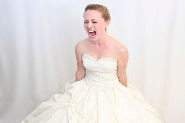 10 cosas que no hay que hacer antes de la boda