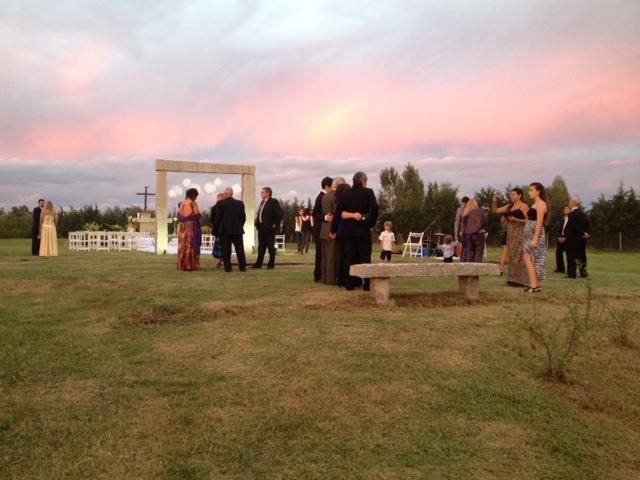 Ceremonia en la capilla | Casamientos Online