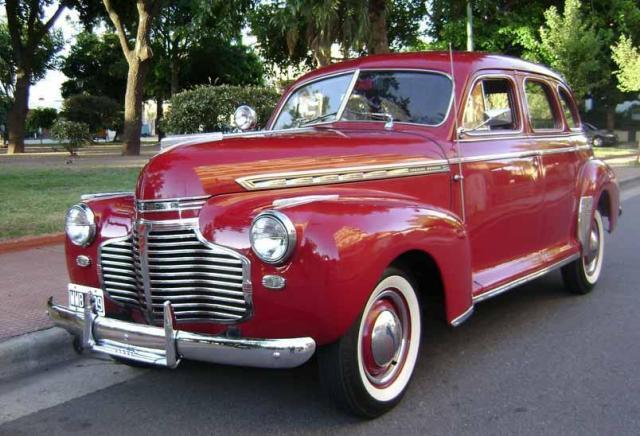 Chevrolet 1941 | Casamientos Online