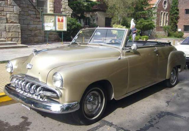 De Soto 1951 convertible | Casamientos Online