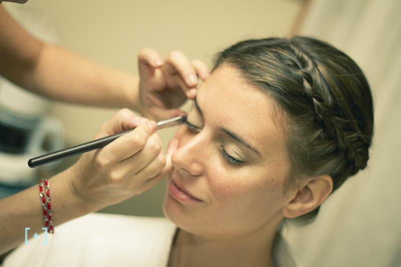 Make up + Peinado Novia y Madrina en ceremonia