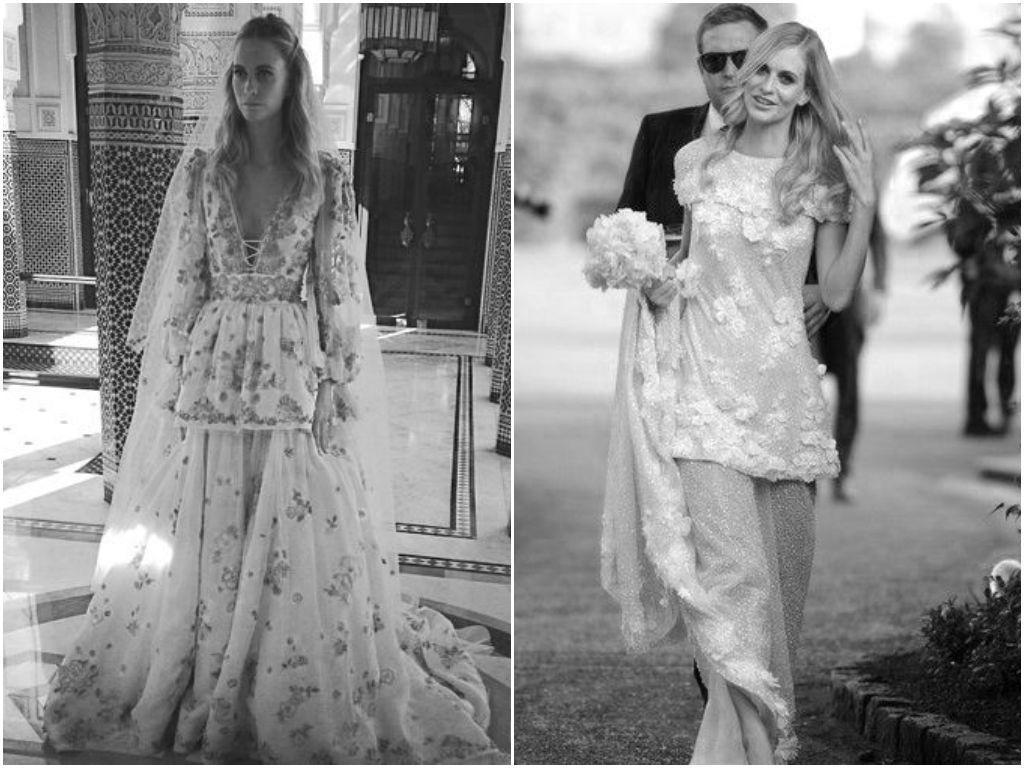 Vestidos de novia hippie chic argentina