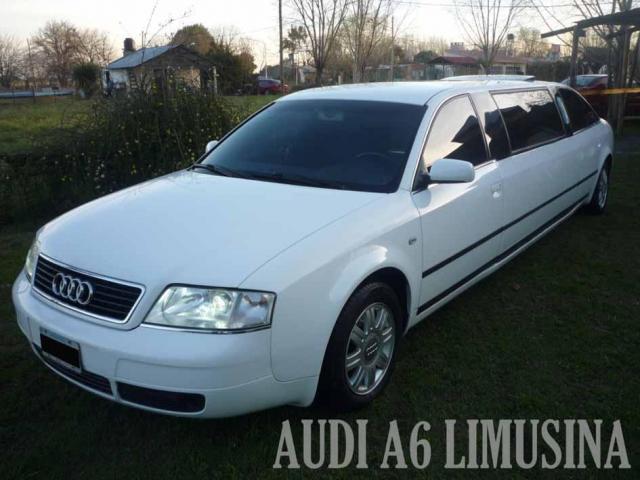 Limousine Audi A6 | Casamientos Online