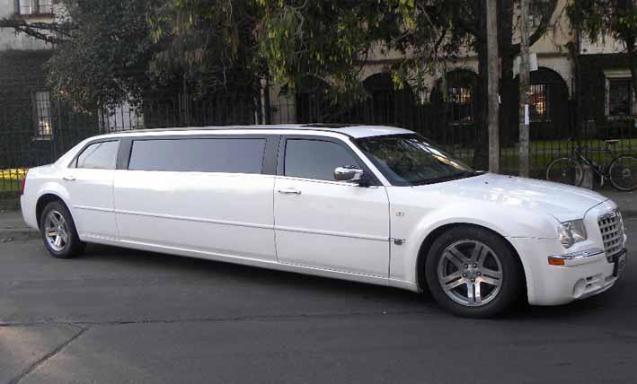 Limousine Crysler 300
