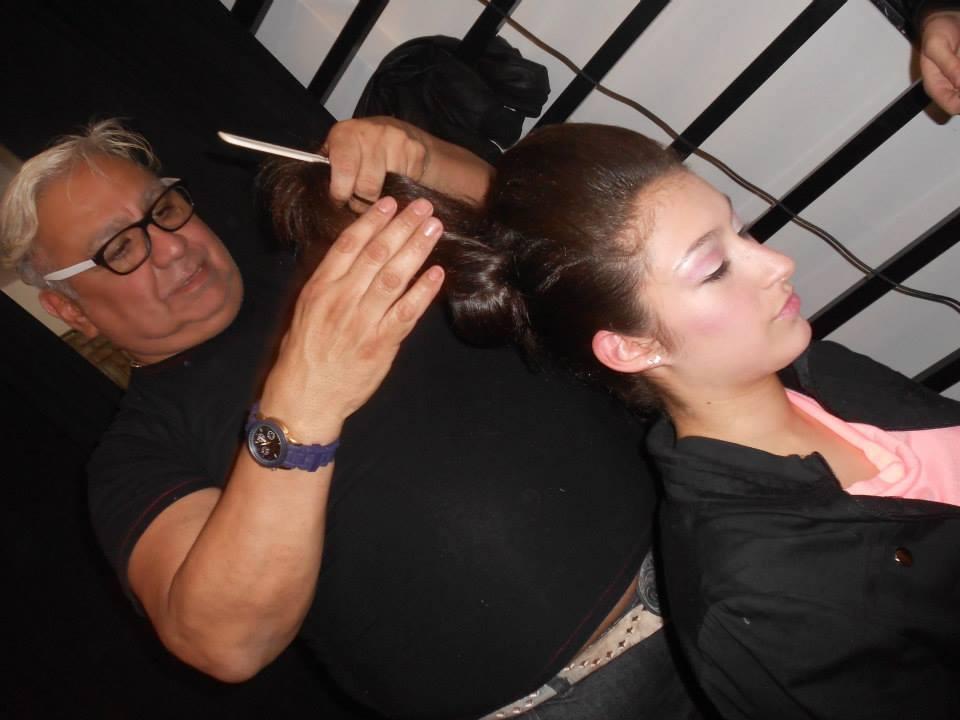 Marcelo Giudici (Maquillaje, Peinados y Spa)