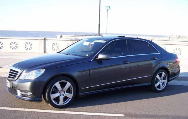 Mercedes Benz Clase E linea nueva