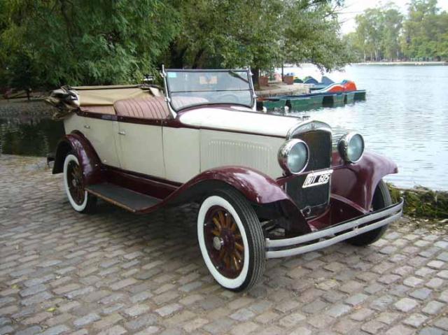 Plymouth 1928 | Casamientos Online