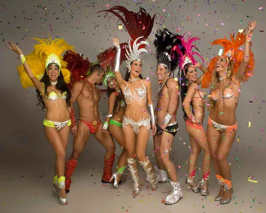 SHOWS DE CARNAVAL ENTRERRIANO