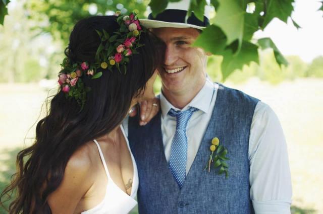 Boutoniere. | Casamientos Online
