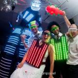 ROBOTS DE LED!!