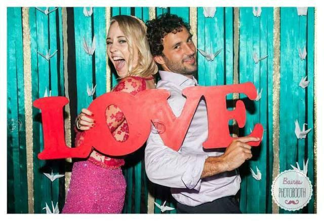 Foto Cabina Para Eventos : Cabinas para tu casamiento casamientos online