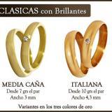 CLASICAS CON BRILLANTES
