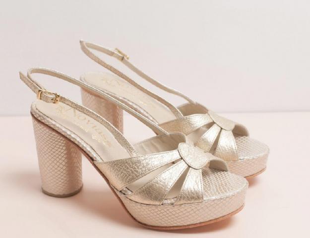 Lomm Novias (Zapatos de Novias) | Casamientos Online