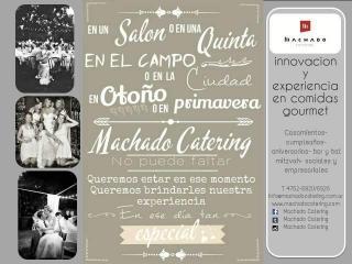 Imagen de Machado Catering...