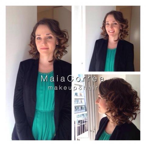 Maia Correa - makeup (Maquillaje) | Casamientos Online