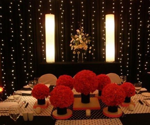 Ambientaciones especiales. | Casamientos Online