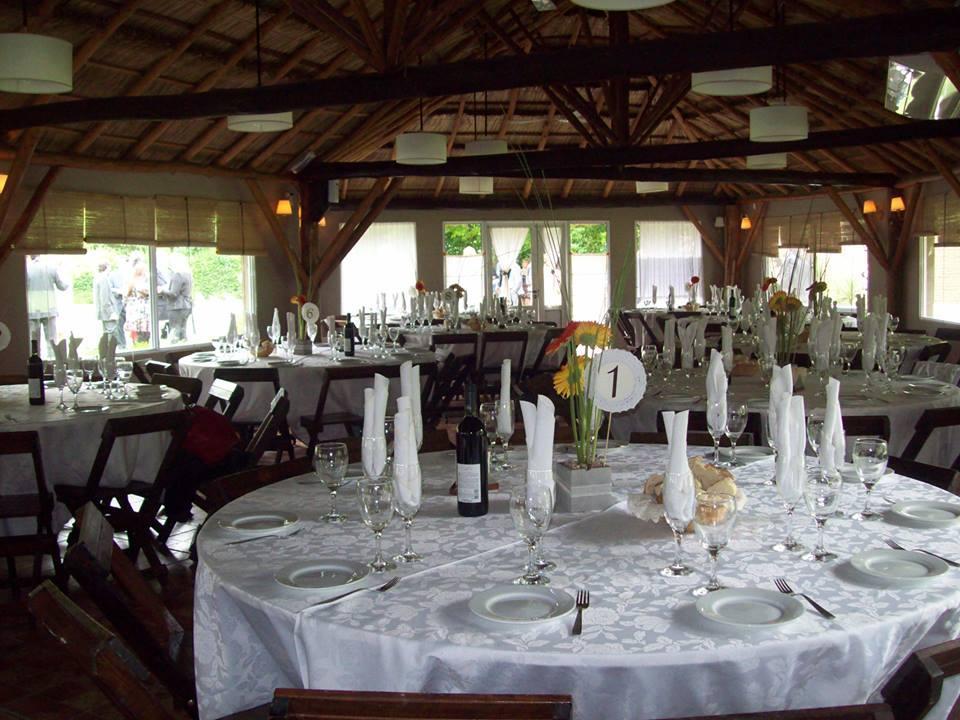 Salón de Campo La Ernestina (Quintas y Estancias)