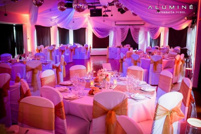 Salón Golf | Casamientos Online