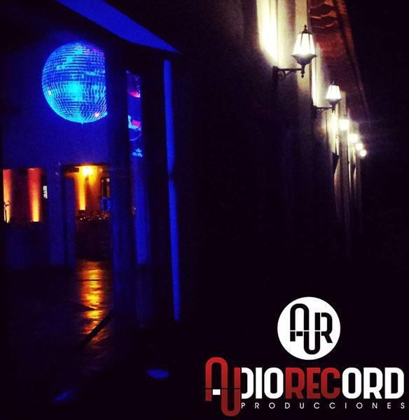 Audiorecord Salta