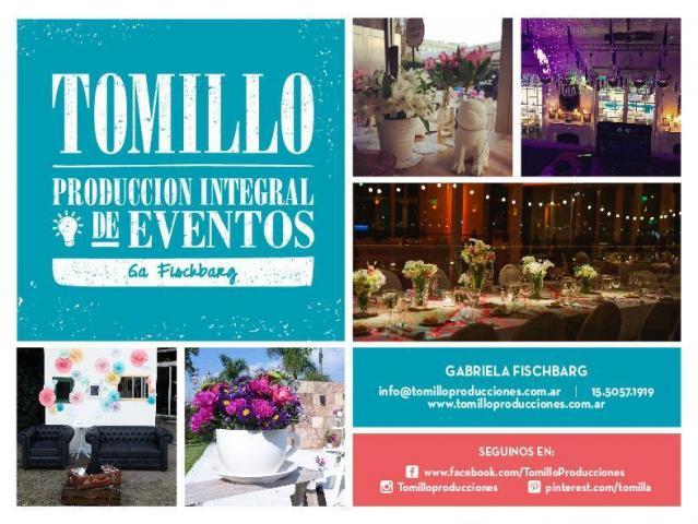 Tomillo Producciones!