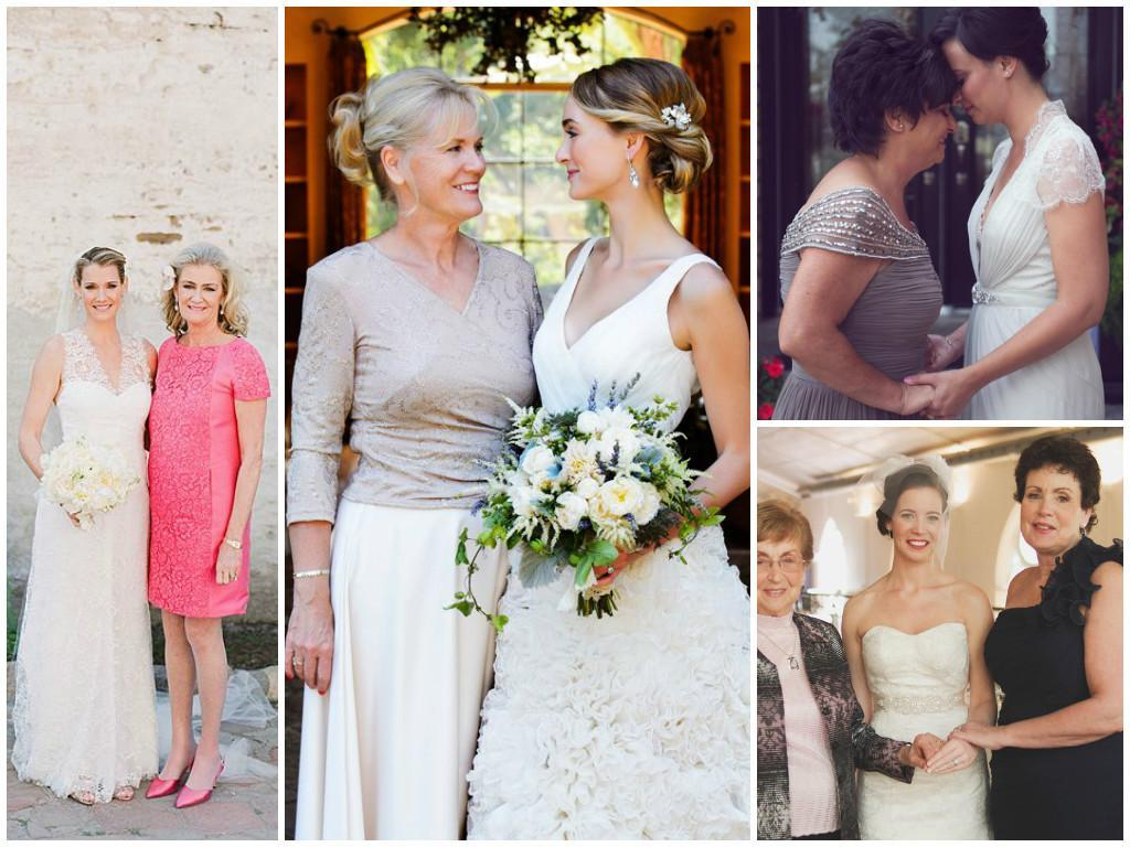 Vestidos de madrina de boda civil