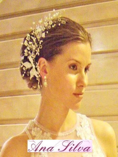 Ana Silva (Ramos, Tocados y Accesorios) | Casamientos Online