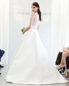 Diseñadores Internacionales: Angel Sanchez Vestidos de Novia
