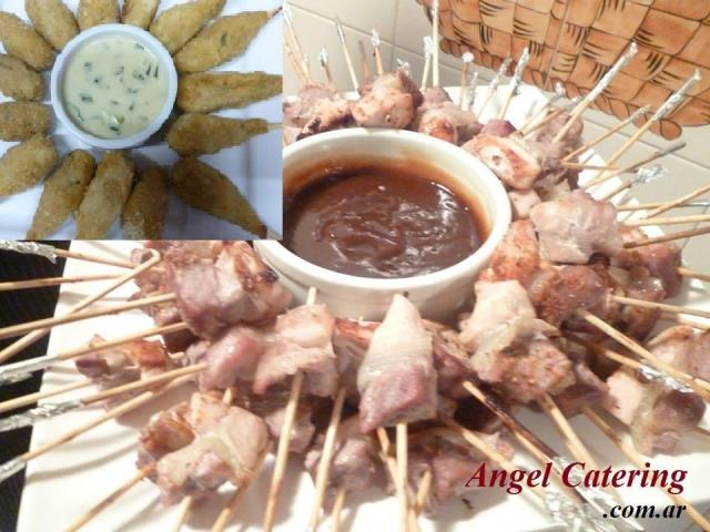 CANAPES ANGEL CATERING | Casamientos Online
