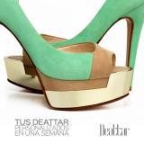 deattar (Zapatos de Novias)