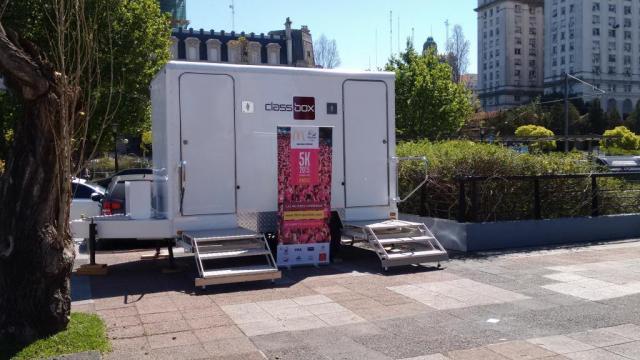 Classbox - Baños móviles de lujo | Casamientos Online