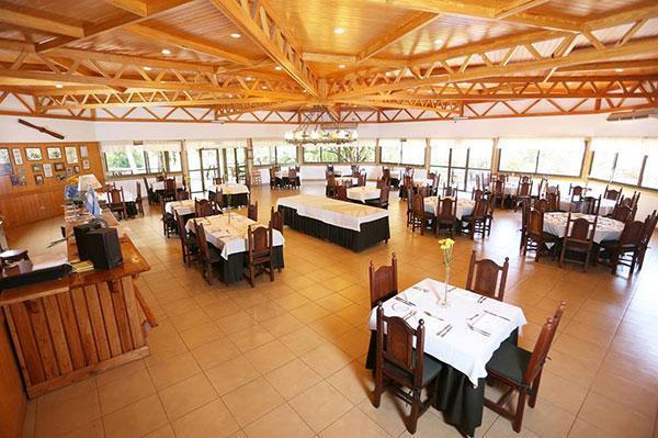 Hotel Cabañas del Parque