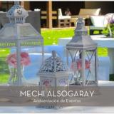 Mercedes Alsogaray (Ambientación y Centros de Mesa)
