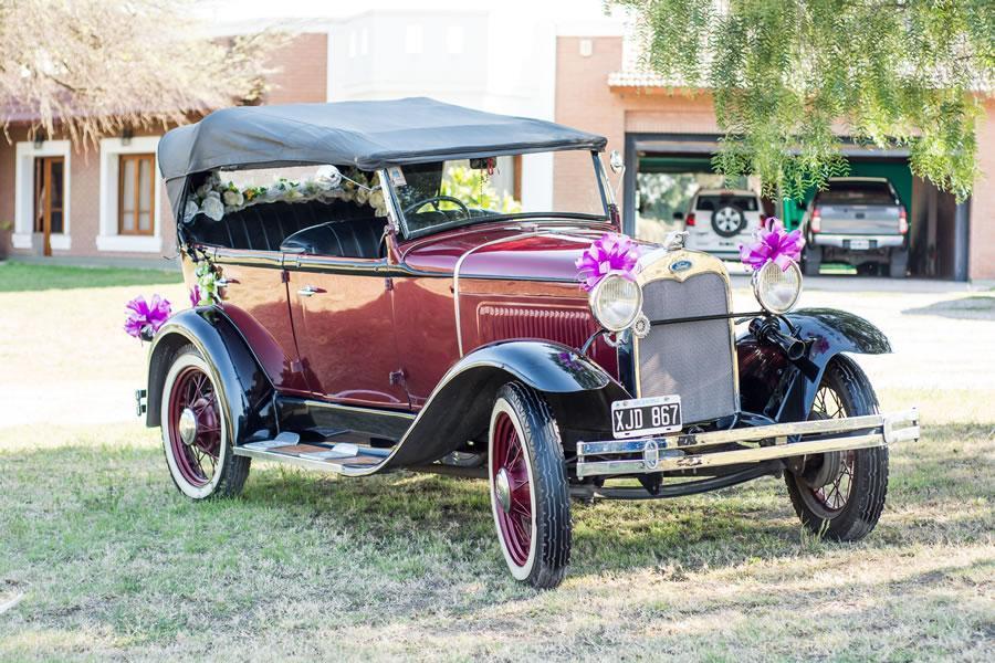 Ford A 1930 - Paseos Inolvidables