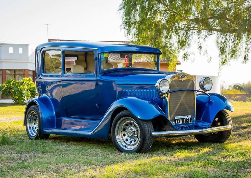 Ford Rod  1930 - Paseos Inolvidables