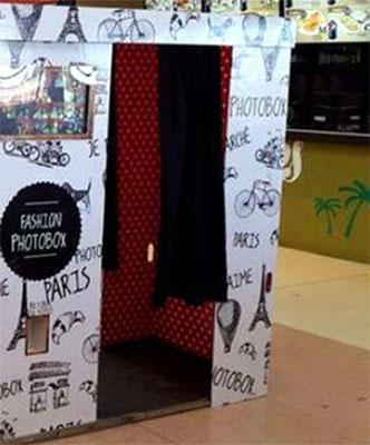 La Cabina - Photobox Misiones