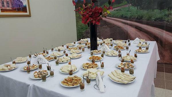Servicios Lucrecia - Catering
