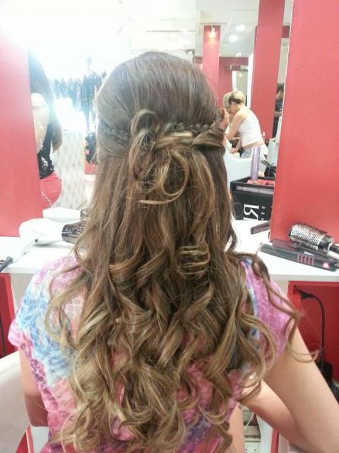 El peinado para tu boda en Blow....