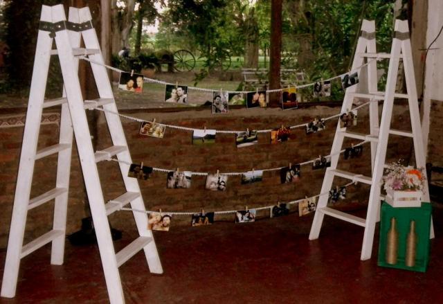 Jipie Chic (Ambientación y Centros de Mesa) | Casamientos Online