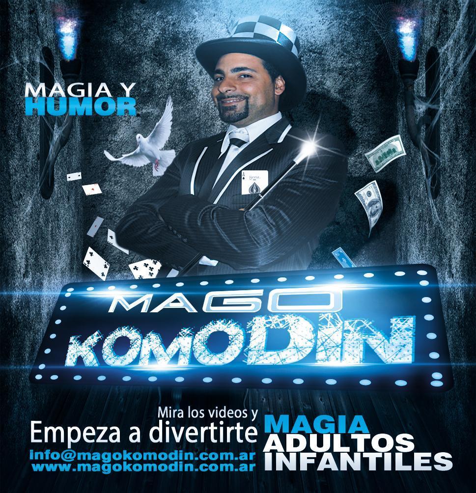 Komodín - Magia y Mucho Humor (Shows de Entretenimiento)