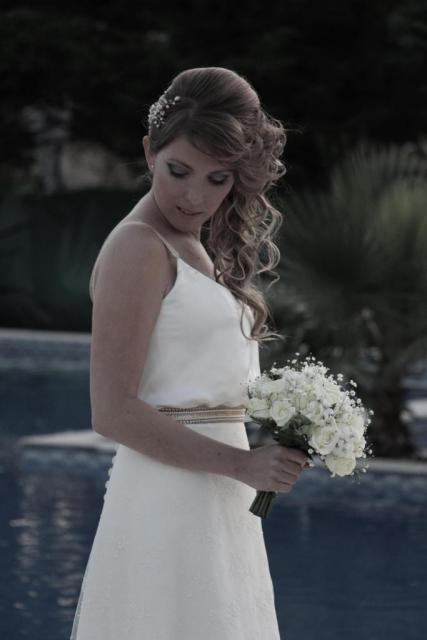 Maquillaje y Peinado Novia Ceremonia | Casamientos Online